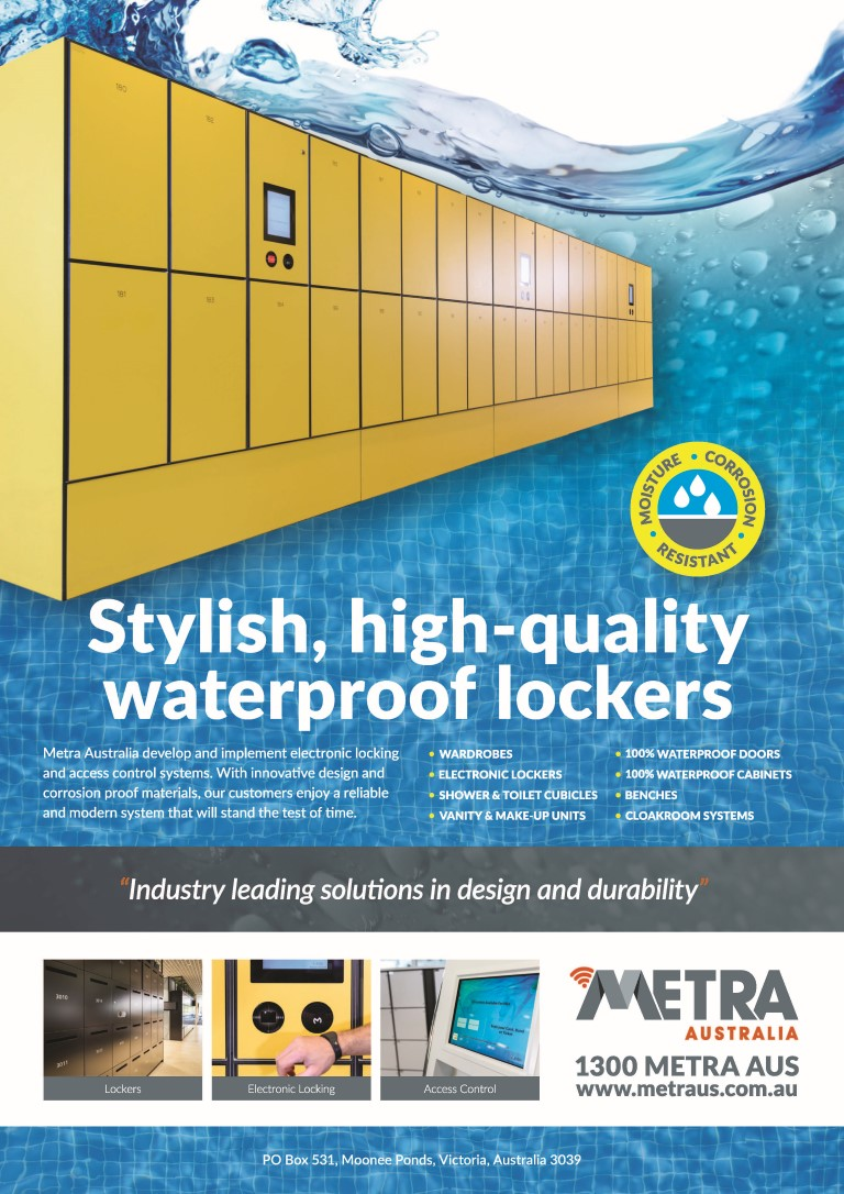 Water Proof Lockers